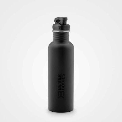 Бутылка Better Bodies Sport Bottle Fulton bottle, Black