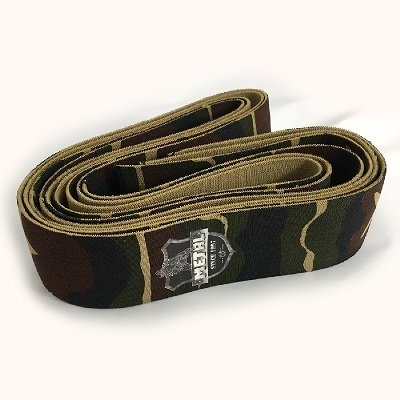 Наколенные бинты METAL Mystical Hard Camo Knee Wraps 2,5 m
