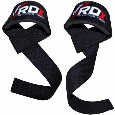 Лямки для тяги Black RDX