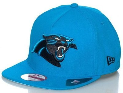 Кепка New Era Carolina Panthers