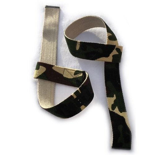 Лямки для тяги METAL Camo Lifting Straps