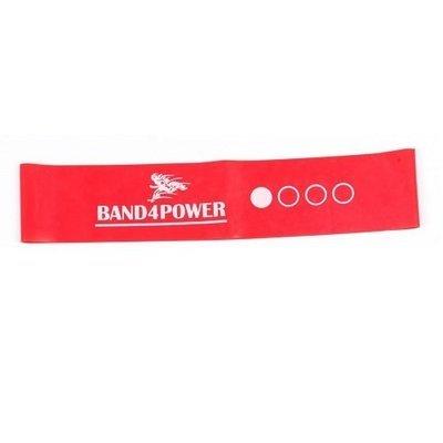Резиновая петля мини Band4Power, красная