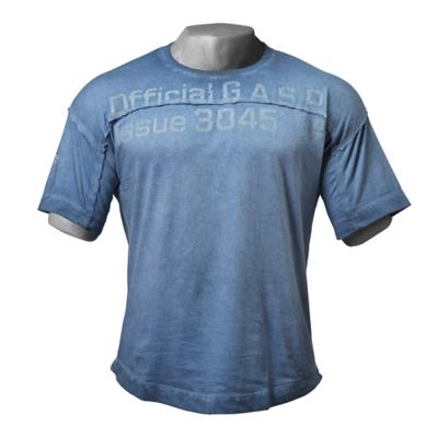 Тренировочная футболка GASP HL Yoke Tee Ocean blue