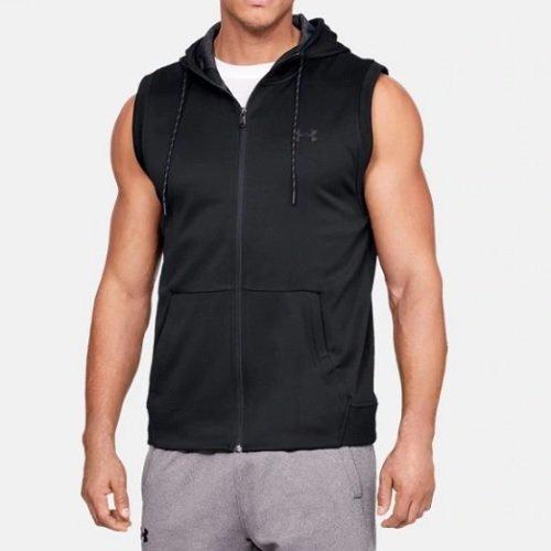Безрукавка Armour Fleece® Sleeveless Full Zip Under Armour