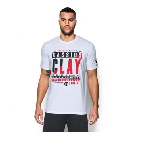 Футболка Under Armour Ali Collectable Fight 16 Tee