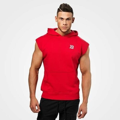 Безрукавка Better Bodies Hudson SL Sweater, Bright red