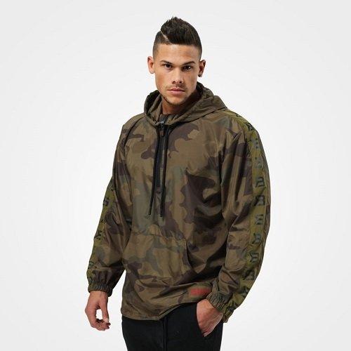 Ветровка Better Bodies Harlem Jacket, Military camo