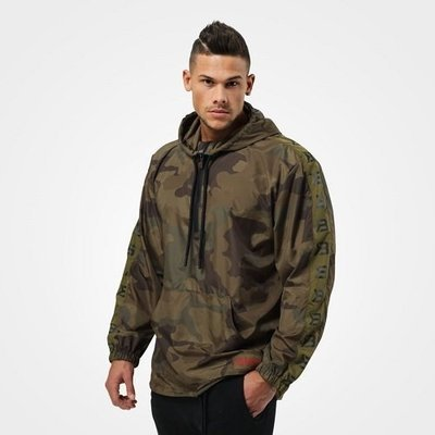 Ветровка Better Bodies Harlem Jacket, Military camo