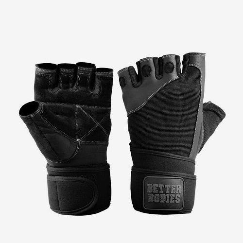 Тренировочные перчатки Better Bodies Pro Wristwrap Gloves