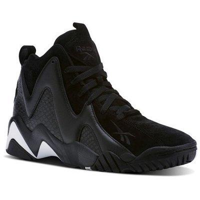 Мужские баскетбольные кроссовки Reebok Kamikaze, Black
