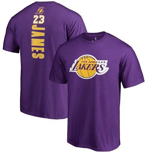 Футболка Fanatics Lakers James 23