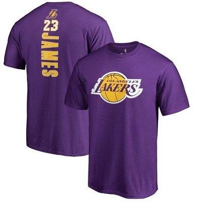 Футболка Fanatics Lakers James 23