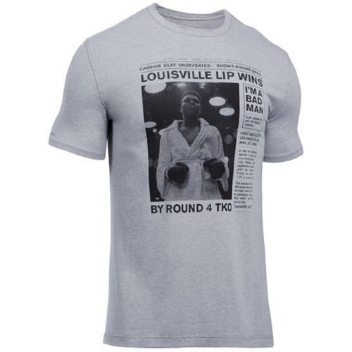 Футболка Under Armour Men's UA x Ali 13th Bout T-Shirt