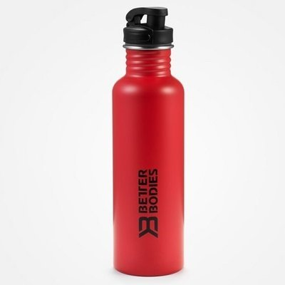Бутылка Better Bodies Sport Bottle Fulton bottle, Bright Red