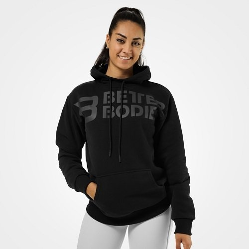 Толстовка Better Bodies Chrystie Hoodie, Black