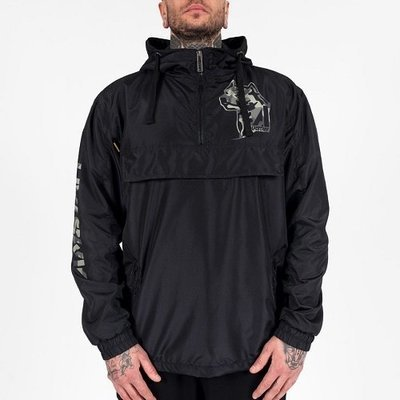 Ветровка Amstaff Flaro Windbreaker, Black