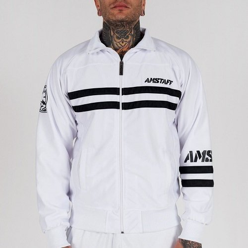 Ветровка Amstaff Okus Trackjacket, White