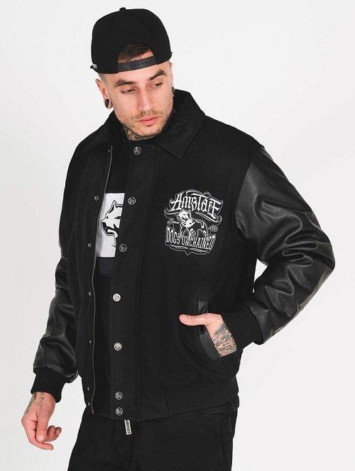 Куртка Amstaff Narvik Collegejacke, Black