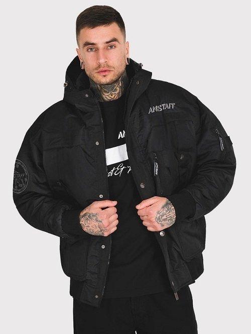 Куртка Amstaff Conex Winterjacke 2.0, Black