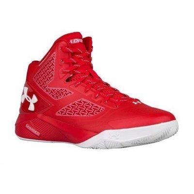 Мужские баскетбольные кроссовки Under Armour Clutchfit Drive 2, Red