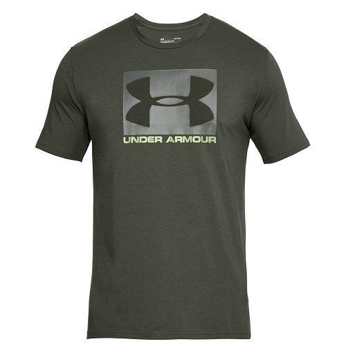 Функциональная футболка Under Armour Boxed Sportstyle