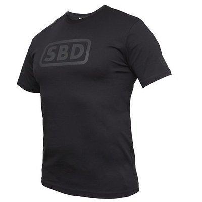 Официальная футболка бренда SBD
