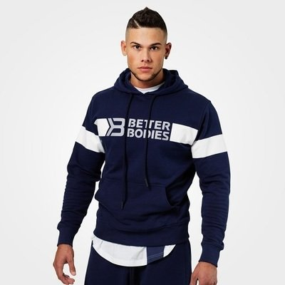 Толстовка Better Bodies Tribeca Pullover Dark Navy