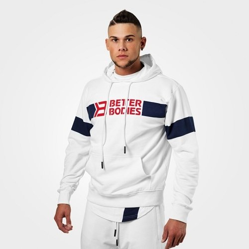 Толстовка Better Bodies Tribeca Pullover White