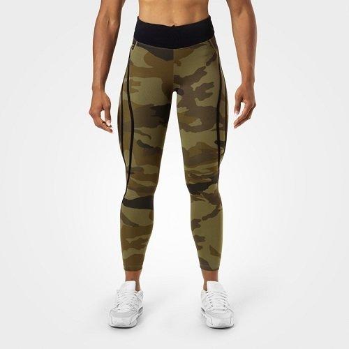 Спортивные лосины для фитнеса с высокой талией Better Bodies Camo