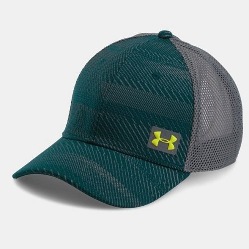 Кепка Under Armour Blitz Trucker Cap Green