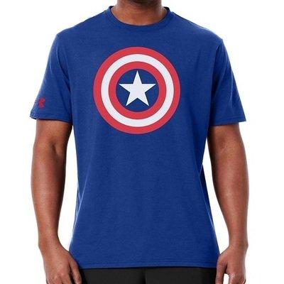 Функциональная футболка Under Armour Alter Ego Captain America