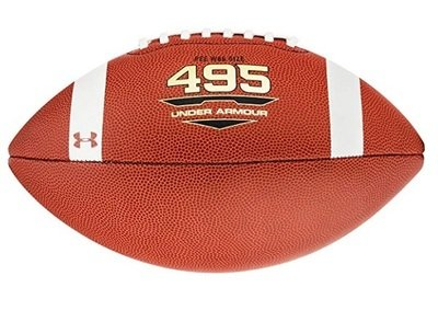 Мяч GRIPSKIN 495 Composite Football Under Armour