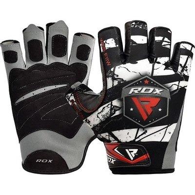 Перчатки тренировочные RDX F11 Bodybuilding Gym Gloves
