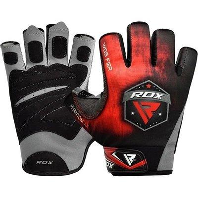 Перчатки тренировочные RDX  F12 Weightlifting Gym Gloves
