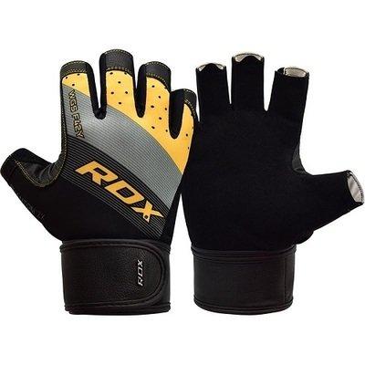 Перчатки тренировочные RDX F42 WEIGHT LIFTING GYM