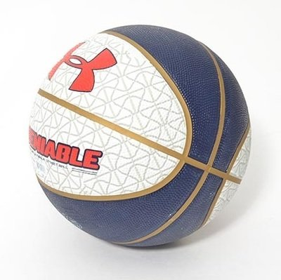 Стритбольный мяч Under Armour Undeniable