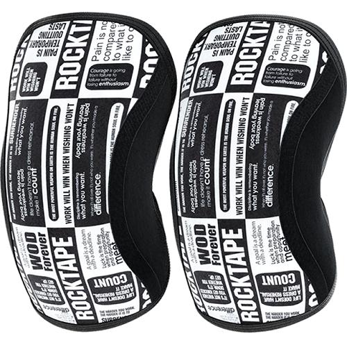 Наколенники для кроссфита RockTape Assassins 7 мм