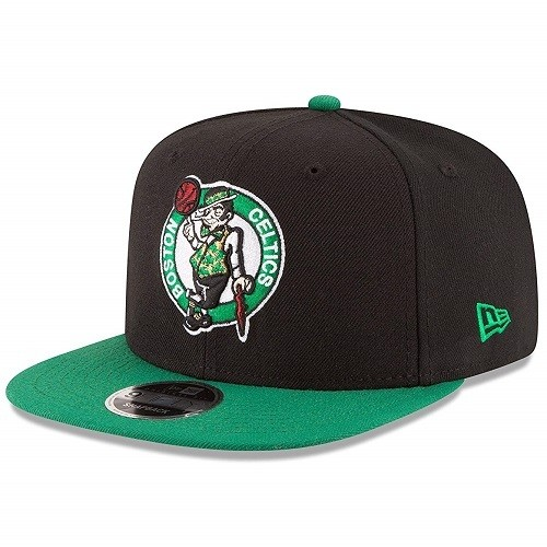 Снэпбек New Era Boston Celticks