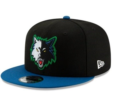 Снэпбек New Era MINNESOTA TIMBERWOLVES