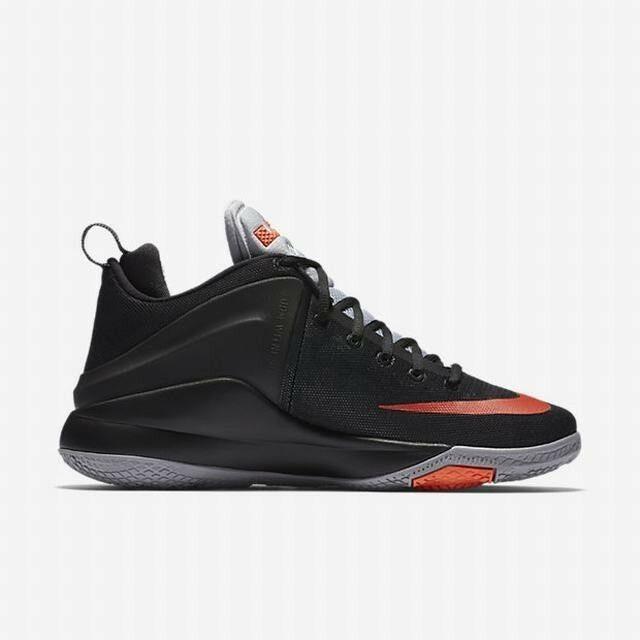 Баскетбольные кроссовки NIKE Zoom Witness