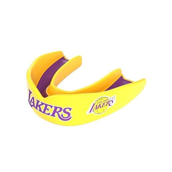 Капа односторонняя Shock Doctor LA Lakers ADULT AGE 11+