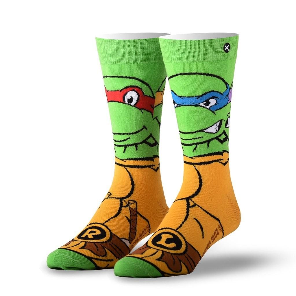 Спортивные носки ODD SOX RETRO TURTLES KNIT