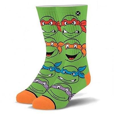 Спортивные носки ODD SOX Teenage Mutant Ninja Turtles