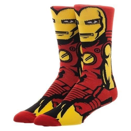 Спортивные носки Bioworld Iron Man