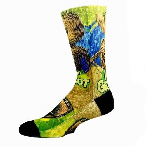 Спортивные носки Bioworld I am Groot