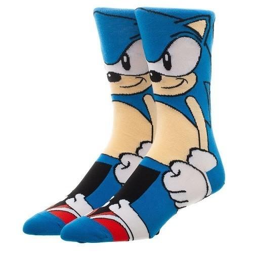 Спортивные носки Bioworld Super Sonic
