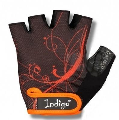 Перчатки женские для фитнеса INDIGO