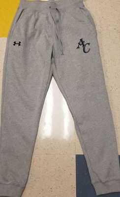 Unisex Under Armour joggers (Gray)