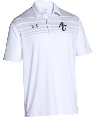 Under Armour Victor Polo - White