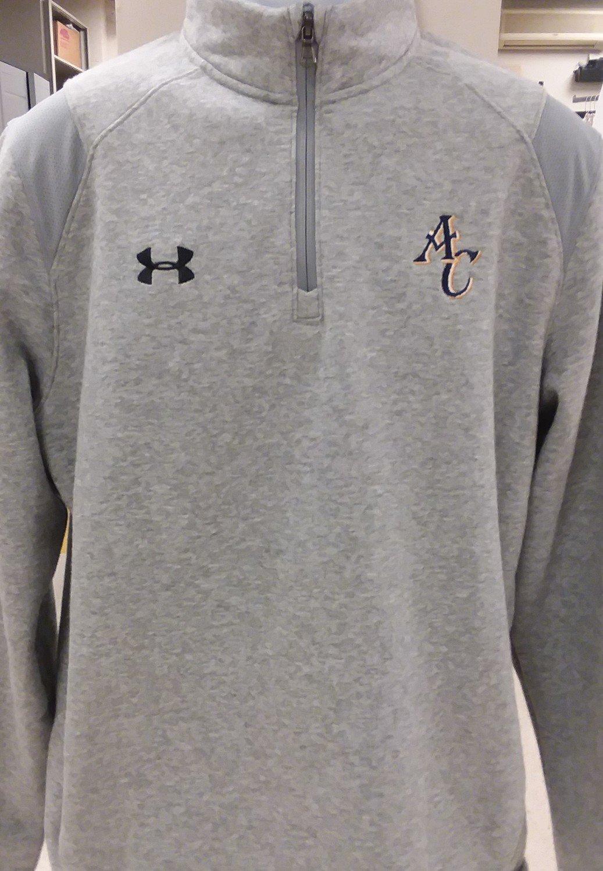 UA 1/4 Zip (Gray)